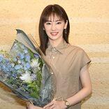 北川景子、『リコカツ』クランクアップに感慨ひとしお 主人公に「すごく共感」