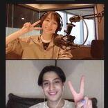 吉岡里帆、kemioとラジオ対談 ニューヨークでのルームシェア事情とは