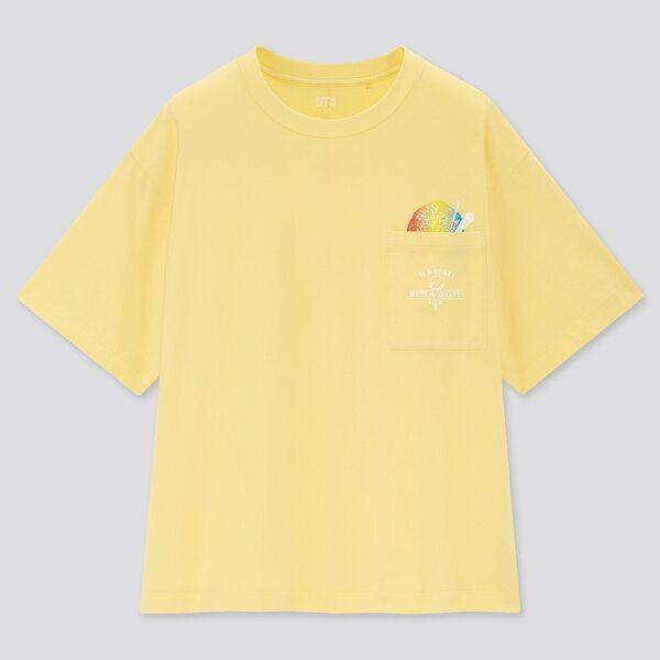 ザ・ブランズハワイアンロコUTグラフィックTシャツ