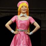元NMB48の上西恵「ピュアでセクシーに」、主演舞台「キューティーハニーCLIMAX」開幕