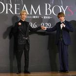菊池風磨&田中樹 舞台「ドリームボーイズ」共演、ジャニーさんの「不良」お墨付き