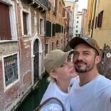 ケイティ・ペリー、オーランド・ブルームとベネチア観光を楽しむ 豪華なホテルに滞在