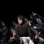 今井翼主演のミュージカル『ゴヤーGOYAー』 WOWOWでの配信・放送を前に収録レポートが公開