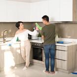 共働きの新婚夫婦必見! 家事分担のテクニック3選