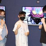 内田雄馬、向野存麿、寸石和弘にインタビュー TVアニメ『ゲッターロボ アーク』アフレコ現場に潜入