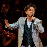 石丸幹二、デビュー30周年記念ツアーがスタート