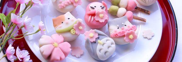 伝統に「新しい表現」を織り交ぜた土屋さんの和菓子は、対外的にも高い評価。
