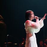 リリース直後の「鼓動」も大胆アレンジ 藍井エイル初となる管弦楽コンサート『Eir Aoi Premium Orchestra Live』レポート