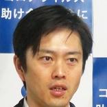 吉村知事「今朝まで悩んで判断」 まん防移行で酒提供は感染対策店で午後7時、2人まで