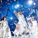 櫻坂46、フォーメーション3列目メンバーによる白熱ライブ完走