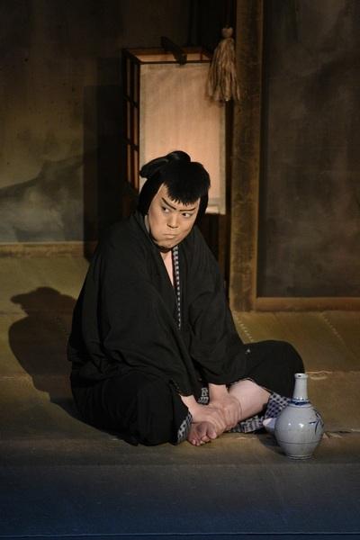 7月の歌舞伎座で上演される『あんまと泥棒』泥棒権太郎=尾上松緑 /(C)松竹