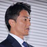 原田龍二、『バラダン』で不倫は「一生ございません」と宣言 共演の妻も笑顔に