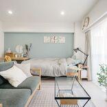 一人暮らしさんのお部屋を拝見。おしゃれな家具の配置がわかるアイデア実例