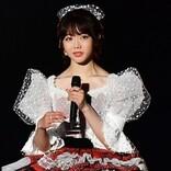 峯岸みなみ、AKB48卒業コンサート終演直後の感慨にふける中落とし穴へ