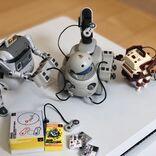 ロボット模型を使った「ゲーム機ファンアート」にときめきが止まらない