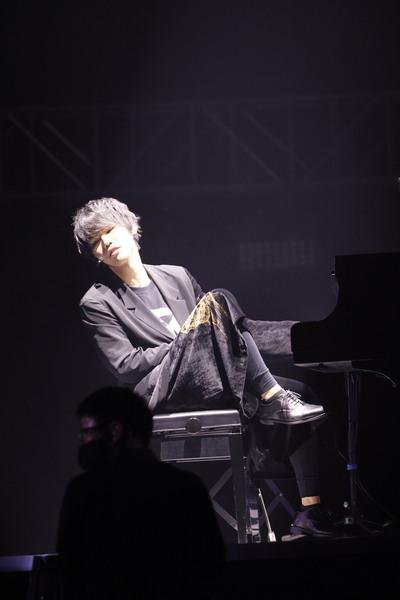 さいたまスーパーアリーナでのワンマンライブ『~Freestyle Piano Party~ World & You』の様子 (撮影:池上夢貢)