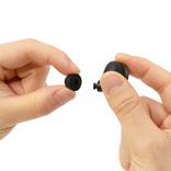 今使ってるイヤホンをもっと快適にするなら、低反発イヤーピースに変えるといいかも!