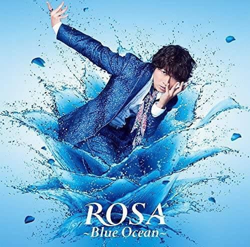 『ROSA ~Blue Ocean~』(DVD付)画像