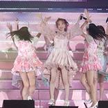 "HKT宮脇咲良""さくら尽くし""の卒コン ピンクのポニーテール姿で「盛り上がっていくぞー!」"
