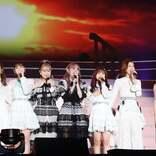 宮脇咲良を村重杏奈ら1期生が褒めちぎる「まじで変わらない」<宮脇咲良HKT48卒業コンサート~Bouquet~>