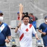 生島ヒロシ 故郷・気仙沼市で聖火ランナー 東北を後押しする「復興五輪」を祈る