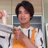 高橋海人、自ら考案したそうめんレシピにご満悦「お店で出せる!」