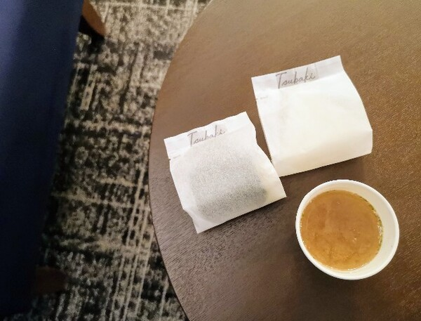 愛知県・名古屋市「アットインホテル名古屋駅」名古屋市中区のおにぎりテイクアウト専門店「Tsubaki ONIGIRI STAND」おにぎりと味噌汁