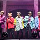 「Da-iCE ARENA TOUR 2021 -SiX-」自身初となる全国アリーナツアー開幕!
