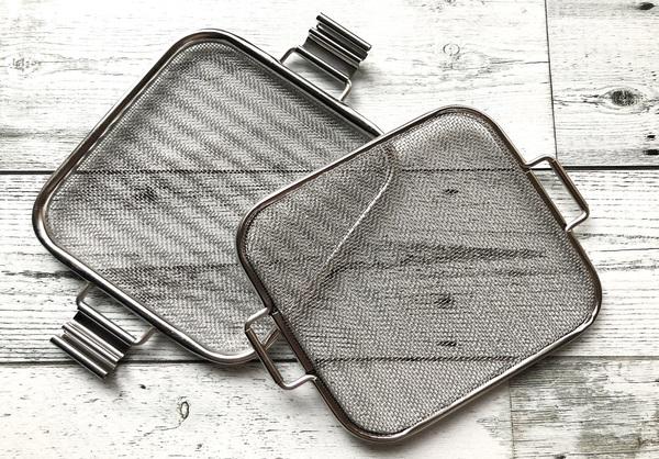 ストリックスデザインの「オーブントースターやグリルでつくるホットサンド」