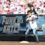 ファンキー加藤自虐「敗戦処理シンガー、出番です」 楽天の試合後ライブでジンクス破れず6戦全敗