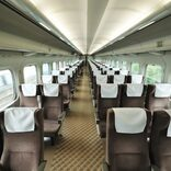 新幹線の車内からあと10日で「消えるモノ」 その不便さに妙な懐かしさを感じた