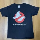 【俺のTシャツ】ゴーストバスターズ…ならぬ『コロナバスターズ』のTシャツがエモい! そのうち歴史遺産になるかも…?