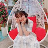 大友花恋、橘果帆オフショ初披露「可愛さはじけてる!」