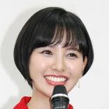"""兒玉遥 HKT48卒業""""盟友""""宮脇咲良へ 2ショットで「この先もずっと大好き」"""