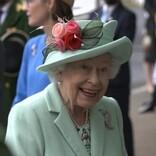 エリザベス女王、ロイヤルアスコット最終日に来場 2年ぶりの観戦に満面の笑み