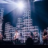 """スピッツ【SPITZ JAMBOREE TOUR 2021 """"NEW MIKKE""""】開幕<オフィシャルライブレポ>"""
