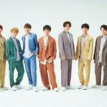 ジャニーズWESTの両A面シングル「でっかい愛/喜努愛楽」7月リリース