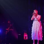 大原櫻子 最新ライブレポート到着、ファイナル公演で魅せた二つの色