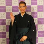 宝塚月組トップスターの珠城りょうがサヨナラ公演の千秋楽「男役として歩んできた日々は最高に幸せでした」