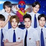 「美 少年」学園戦隊ヒーローになる!グループ1年ぶりのドラマ主演作でアクション挑戦