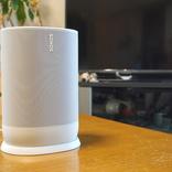 頑丈すぎる完全ワイヤレススピーカー・SonosMoveが13,680円オフで買える! 本当に音がいいので、ぜひお試しあれ