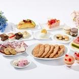 「東京ギフトパレット」1周年フェア開催!花がモチーフの限定スイーツを販売