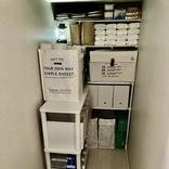 狭い場所ほど上の空間を活かす!階段下収納テクニック