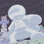 """今年の劇場版最新作で初登場する スペシャル・アンパンマンは""""巨大雲アンパンマン""""!"""