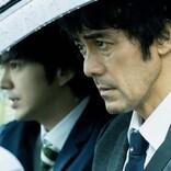 阿部寛×林遣都が刑事役でバディ 『護られなかった者たちへ』佐藤健を追い詰める新カット