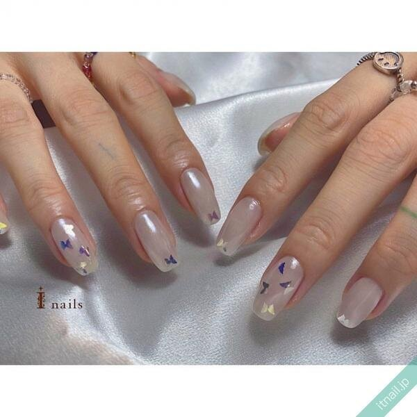 I nailsが投稿したネイルデザイン [photoid:I0087113] via Itnail Design (645645)