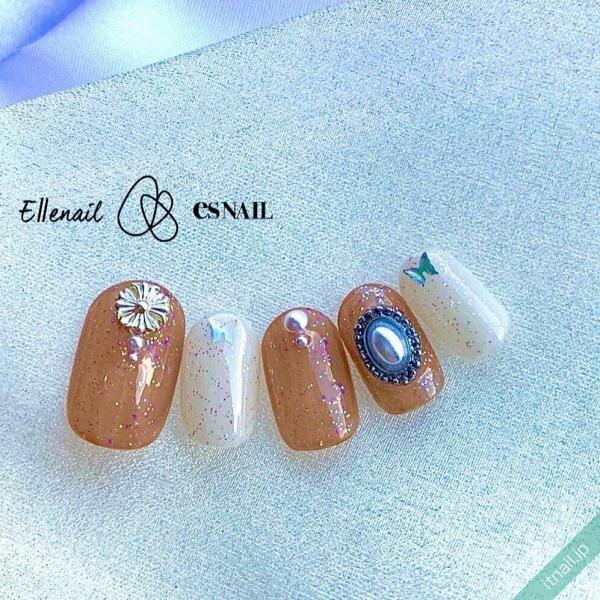 esNAILが投稿したネイルデザイン [photoid:I0095463] via Itnail Design (645643)