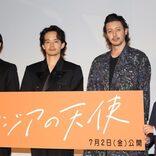 """オダギリジョー、池松壮亮は「日本映画を引っ張っていく逸材」 池松「オダギリさんは、本当にもう""""天使""""です」"""