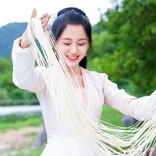 """元SNH48タン・ミン主演、""""食とスローライフ""""を描く新ジャンル時代劇が中国で大ヒット!"""
