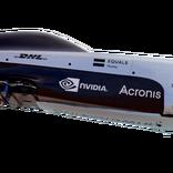 エアスピーダーのeVTOLレーシング機、初の無人飛行で空を飛ぶ!